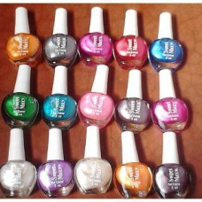 Deals, Discounts & Offers on Health & Personal Care - Best Quality Mini Nail Polish Set Of 12 Piece
