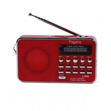 Deals, Discounts & Offers on Electronics - Pagaria Digital Usb Fm Radio Player