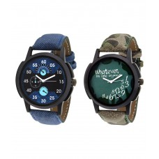 Deals, Discounts & Offers on Men - Relish Analog Wrist Watch Combo For Men