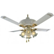 Deals, Discounts & Offers on Home Appliances - Breezalit Designer Venus Ceiling Fan