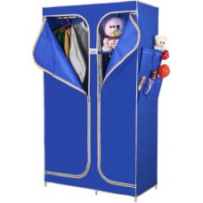 Deals, Discounts & Offers on Furniture - CbeeSo Stainless Steel Collapsible Wardrobe