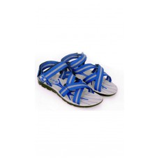 Deals, Discounts & Offers on Foot Wear - FTR GS-019 Blue and Grey Floaters