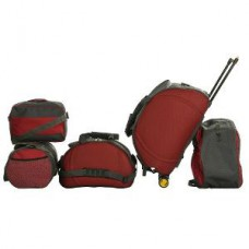 Deals, Discounts & Offers on Accessories - 5 Travel Bags - Fidato Combo