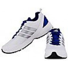 Deals, Discounts & Offers on Foot Wear - Adidas Albis 1.0 White Sports Shoes
