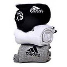 Deals, Discounts & Offers on Men - Adidas Combo Of 3 Men Socks