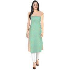 Deals, Discounts & Offers on Women Clothing - Ziyaa Casual Digital Print Women's Kurti