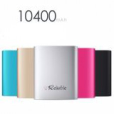 Deals, Discounts & Offers on Mobile Accessories - Reliable 10400 mAh Metal Tube RBL4 Power Bank