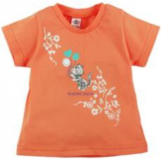 Deals, Discounts & Offers on Kid's Clothing - Flat 20% off on Zero Floral Printed Half Sleeves Top