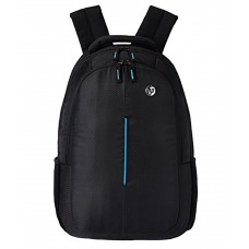 Deals, Discounts & Offers on Accessories - Black Polyester Laptop Compatible Backpack Manufactured For HP Laptops