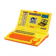 Deals, Discounts & Offers on Gaming - PraSid Kids English Learner Laptop with 20 Activities