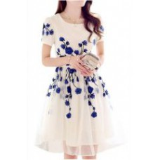 Deals, Discounts & Offers on Women Clothing - Fabboom New Latest Designer Western Dress