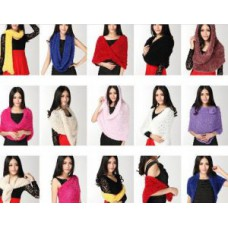 Deals, Discounts & Offers on Women Clothing - Flat 57% off on Girls Soft Magic Scarf