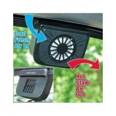Deals, Discounts & Offers on Car & Bike Accessories - Solar Powered Auto Cool Ventilation Fan