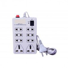 Deals, Discounts & Offers on Electronics - Flat 83% off on Hilex Mini Power Strip With 8 Outlets
