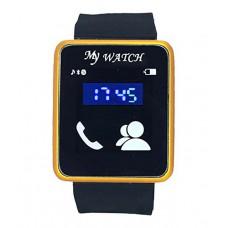Deals, Discounts & Offers on Men - Flat 68% off on Black Digital Watch