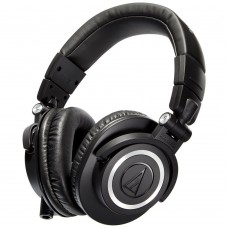 Deals, Discounts & Offers on Mobile Accessories - Audio Technica ATH-M50x Professional Monitor Over-Ear Headphones