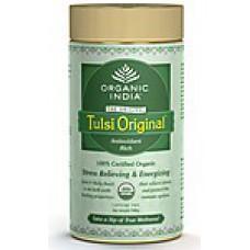 Deals, Discounts & Offers on Health & Personal Care - Organic India Original Tulsi 100 gram Loose Tea Tin