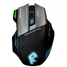 Deals, Discounts & Offers on Gaming - Dragon War G9 Thor Gaming Mouse + Mouse Mat