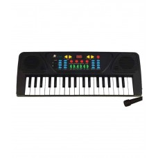 Deals, Discounts & Offers on Accessories - Gm Enterprises 37 Keys Musical Electronic Piano Keyboard With Mic