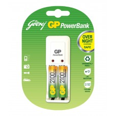 Deals, Discounts & Offers on Accessories - Flat 70% offer on Godrej GP PowerBank S330