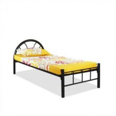 Deals, Discounts & Offers on Home Appliances - Furniturekraft Metal Single Bed