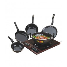 Deals, Discounts & Offers on Home & Kitchen - 5 Pc Induction Cookware Set @ Rs 679