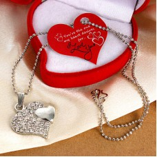 Deals, Discounts & Offers on Earings and Necklace - Valentine Gifts Under Rs.500.