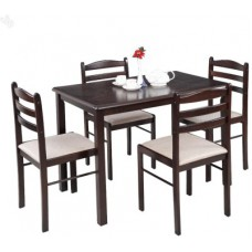 Deals, Discounts & Offers on Home Appliances - Royal Oak Hunter Engineered Wood Dining Set