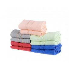 Deals, Discounts & Offers on Accessories - Towel Town Multicolour Cotton Face Towel - Set of 10