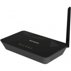 Deals, Discounts & Offers on Computers & Peripherals - Netgear D500 Wireless 2Port N150 Adsl W/L Router at Loot Price