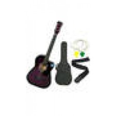 Deals, Discounts & Offers on Entertainment - Jixing Acoustic Guitar with Combo offer