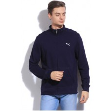 Deals, Discounts & Offers on Men Clothing - Puma Full Sleeve Solid Men's Jacket offer