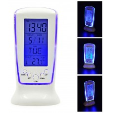 Deals, Discounts & Offers on Home Decor & Festive Needs - Absales Digital Alarm Table Clock