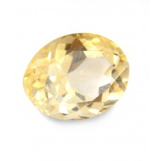 Deals, Discounts & Offers on Women - Barishh 7.25 Ratti Golden Topaz Sunela Pukhraj Substitute Lucky Stone