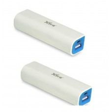 Deals, Discounts & Offers on Mobile Accessories - Combo Offer   Xtra Rock 2600mAh Power Bank
