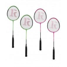 Deals, Discounts & Offers on Gaming - Roxon Nexta Badminton Racquet - Set Of 2