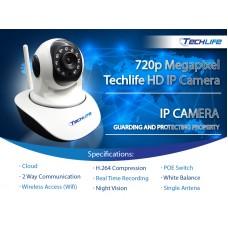 Deals, Discounts & Offers on Electronics - Wifi Wireless CCTV Home Network Indoor IP Video Cam Security Surveillance