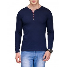 Deals, Discounts & Offers on Men Clothing - Flat 50% off on TSX Stylish Henley T-Shirt
