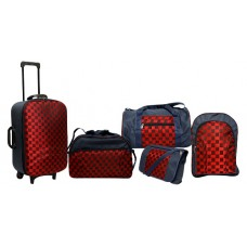 Deals, Discounts & Offers on Accessories - Urban Style Travel Bags Suitcase Style - Set Of 5