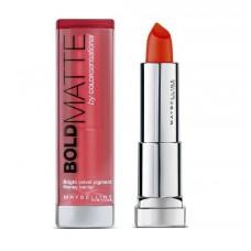 Deals, Discounts & Offers on Women - Maybelline Color Sensational Bold Matte, Mat 3