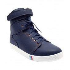 Deals, Discounts & Offers on Foot Wear - Imcolus Navy Sneaker Casual Shoes offer