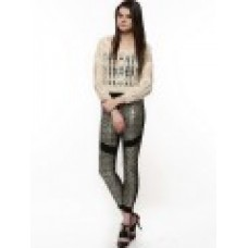Deals, Discounts & Offers on Women Clothing - Full Length High Waist Leggings With Sequins