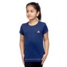 Deals, Discounts & Offers on Women Clothing - Flat 50% offer on Girls adidas tennis galaxy tee