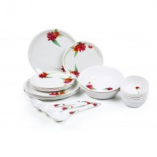 Deals, Discounts & Offers on Home Appliances - Czar 24 Pic New Dinner Set at Rs.469