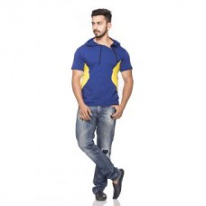 Deals, Discounts & Offers on Men Clothing - Demokrazy Half Sleeve T Shirt For Men