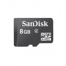 Deals, Discounts & Offers on Mobile Accessories - SanDisk microSDHC Card 8GB