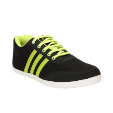 Deals, Discounts & Offers on Foot Wear - Aashboosh Black Casual Shoes