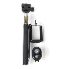 Deals, Discounts & Offers on Accessories - Fotonica Selfie Stick Black with Bluetooth Remote