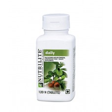 Deals, Discounts & Offers on Health & Personal Care - Flat 28% offer on Amway Nutrilite Daily (120 Tablet)