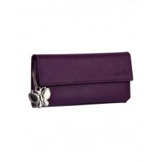 Deals, Discounts & Offers on Accessories - Butterflies Smart Purple Wallet offer
